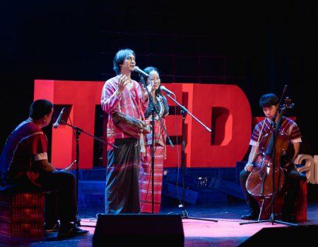 TEDxBangkok 2016 : Morning Session
