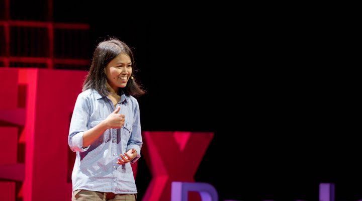 ความฝันเล็ก ๆ ของคนธรรมดาบนเวที TEDxBangkok 2016 : เน้ตติ้ง จารุวรรณ สุพลไร่